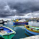 "Marsaxlokk after rain - ""The Boats calendar"":http://www.redbubble.com/people/incant/calendars/11083601-boats by Antonello Incagnone ""incant"""
