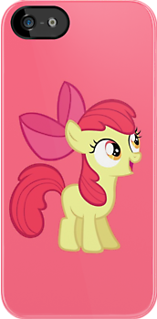 Apple Bloom by aliciawalks