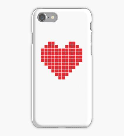 Pixel Heart iPhone Case/Skin