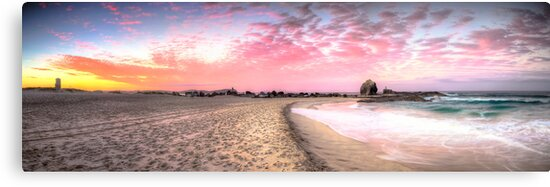 Currumbin Alley Sunset by Maxwell Campbell