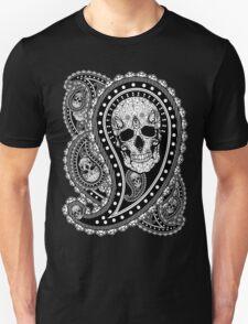 Skull Paisley T-Shirt