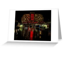 Dark MOFO Greeting Card