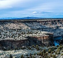 Central Oregon 101 by Richard Bozarth