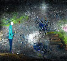 Night Gardener by F. Magdalene Austin