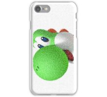 Yoshi Super mario bros iPhone Case/Skin