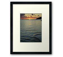 Lord Howe Island, Australia Framed Print