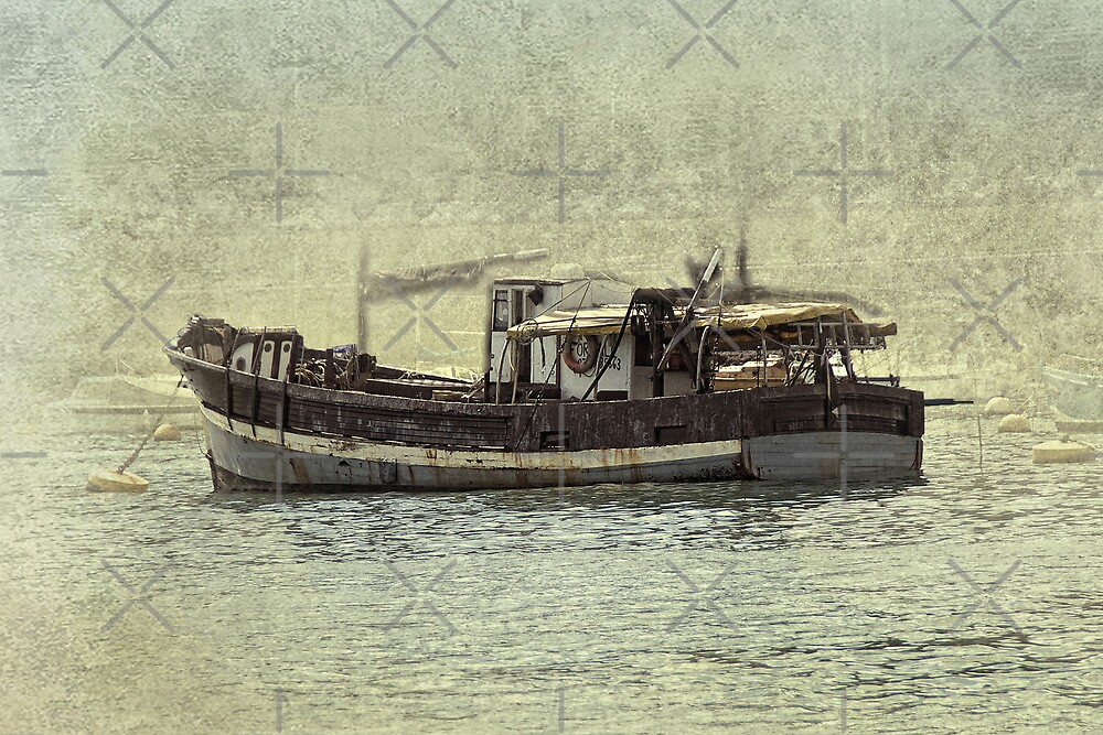 Old Ketch by Country  Pursuits
