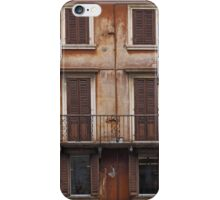 Verona - Facade iPhone Case/Skin
