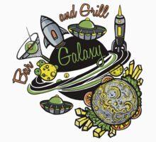 Galaxy Bar & Grill Kids Tee