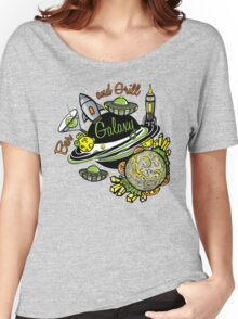 Galaxy Bar & Grill Women's Relaxed Fit T-Shirt