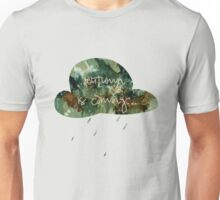 blue autumn is coming... Unisex T-Shirt