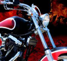 Heaven & Hell Sticker