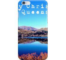 Happy Christmas Queenstown iPhone Case/Skin