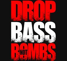 Drop Bass Not Bombs (Canada) [Stencil Series] T-Shirt