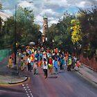 Notting Hill Carnival by Edward Ofosu