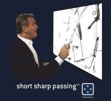 short sharp passing™ by Ancelottery
