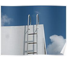"""""""Stairway to heaven"""" Poster"""