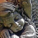 Sleeping Angel by DarthIndy