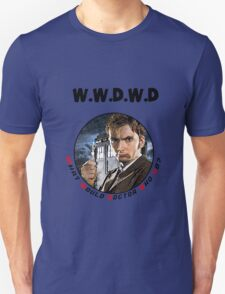 WWDWD - What Would Doctor Who Do? T-Shirt
