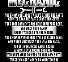 Mechanic by linhho