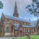 St Stephens in Newtown by Michael Matthews