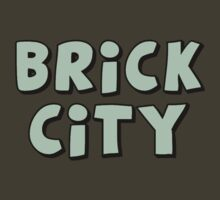 Brick City by Customize My Minifig by ChilleeW