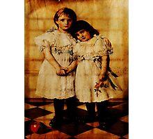 Little Bit of Childhood Photographic Print