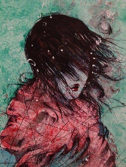 Drowning In A Sea Of Sorrows, Saying Goodbye To All Tomorrows by John Dicandia ( JinnDoW )