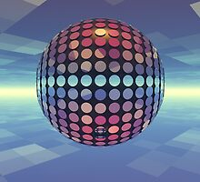 Mirror Ball by perkinsdesigns