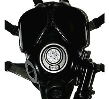 M-40 GAS MASK by Tasty Brand