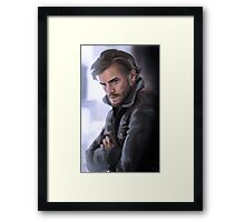 Sherrif Graham (Once Upon a Time) Framed Print