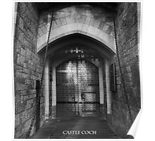 Castle Coch, Wales Poster