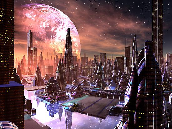 Censori Central Plaza by SpinningAngel