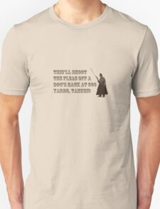 Doc Brown, Wild West Style T-Shirt