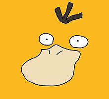 psyduck by buselikmakami