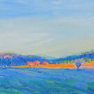 """Bundanon"" morning by Kerry  Thompson"