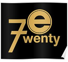 Entertainment 720 - Oversized logo Poster