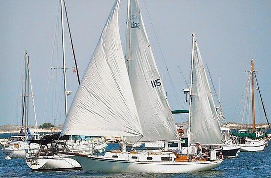 Sail Away by Poete100
