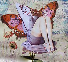Pinup Girls: Veronica by Kanchan Mahon