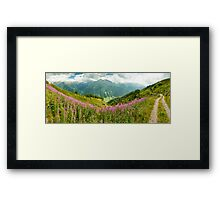 Stunning Switzerland Framed Print