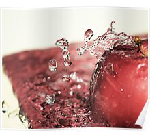 Healthy Splash Poster