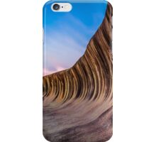 Wave Rock Sunset iPhone Case/Skin