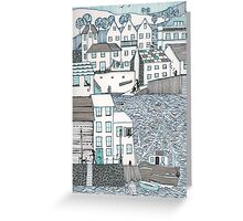 Your boat hasn't come in yet! Greeting Card