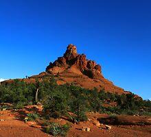 "The Majestic ""Bell Rock"" near Sedona, Arizona by Adam Kuehl"
