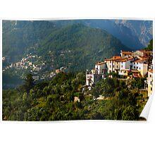Antona, Italy Poster