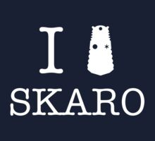 I Dalek Skaro One Piece - Short Sleeve