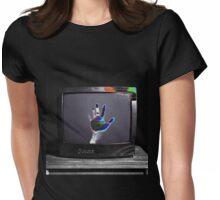 tv binge Womens Fitted T-Shirt