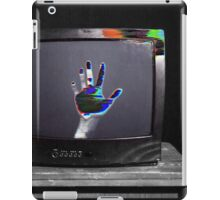 tv binge iPad Case/Skin