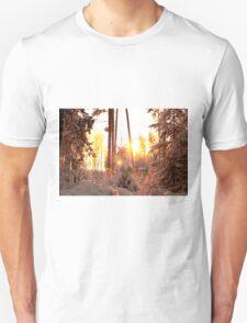 Winter on fire T-Shirt