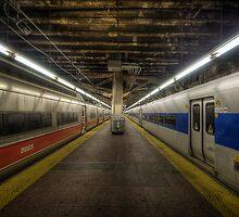 NYC Subway by Yhun Suarez
